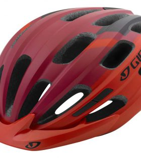 casco giro register rojo
