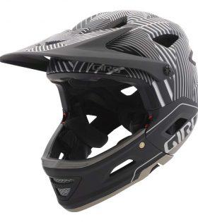 Casco Giro Switchblade MIPS negro/blanco