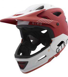 Casco Giro Switchblade MIPS rojo/blanco