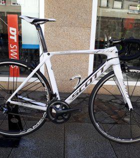 "Bicicleta Scott Foil 40 talla 54"" (2014) (segunda mano)"