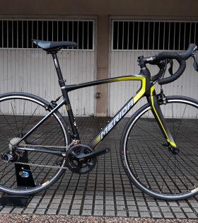 La Bicicleta Merida Ride 4000 2016 es una máquina perfecta, diseñada para satisfacer las necesidades de los ciclistas de carretera más competentes. Rápida en subidas y muy estable cuando toca bajar, en definitiva una gran bicicleta a un precio increíble