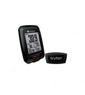 Bryton Rider 310H con monitor ritmo cardíaco