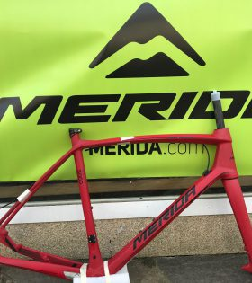 Cuadro Carretera Merida Carbono Ride Disc 5000 Talla 54