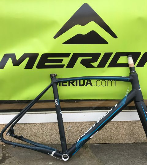 Cuadro Carretera Merida Ride Disc 500 talla 54