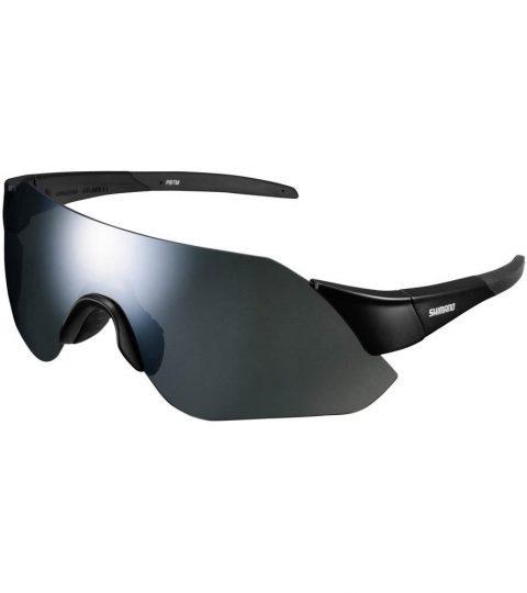 Gafas Bicicleta Shimano Aerolite Espejo Negro