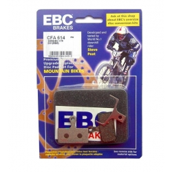 Pastillas EBC para Shimano XT M8000