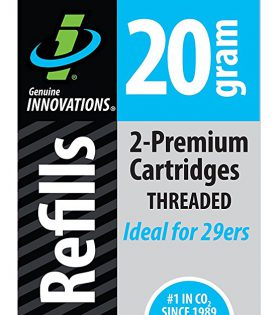Pack 2 Cartuchos de CO2 Genuine Innovations 20grs