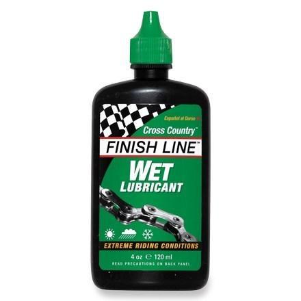 Lubricante Finish Line húmedo 60ml
