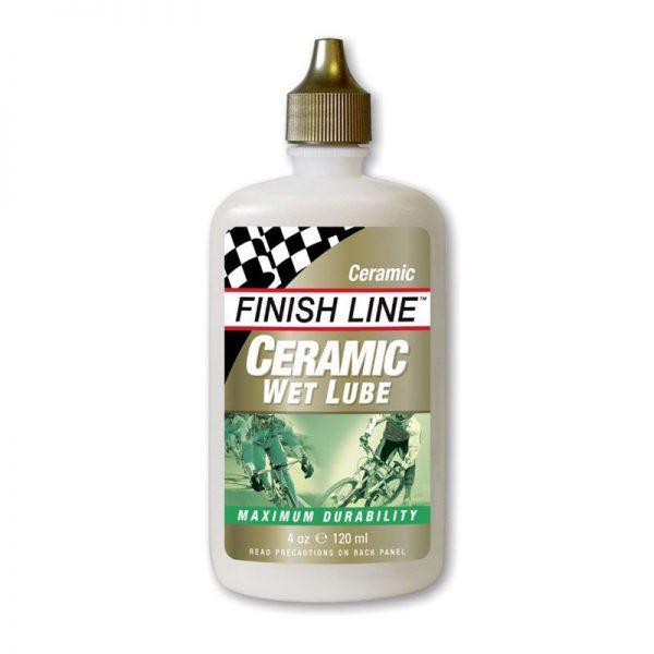 Lubricante Finish Line Ceramic húmedo