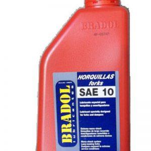 Aceite para horquillas BRADOL SAE 10