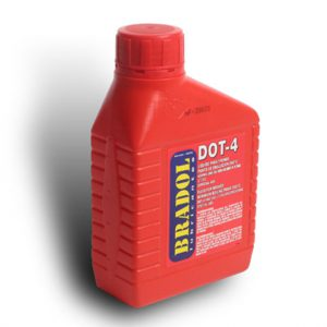 Líquido de frenos BRADOL DOT 4 sintético