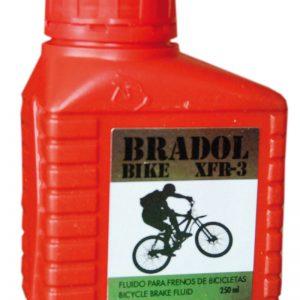 Líquido de frenos BRADOL XFR-3 mineral