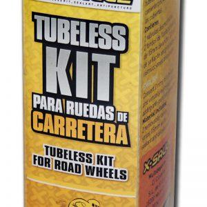 Kit Tubeless X-SAUCE para carretera