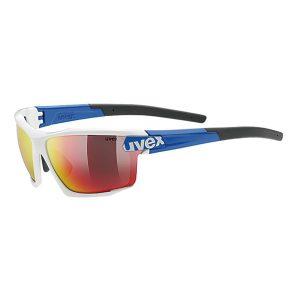Gafas Uvex Sportstyle 113 blanco azul