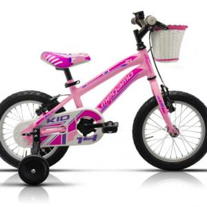 Bicicleta Infantil Megamo 14″ Kid Girl