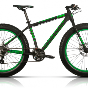 Bicicleta Megamo Fat Tank Green