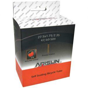 Pack de 2 Cámaras antipinchazo 27.5 Arisun