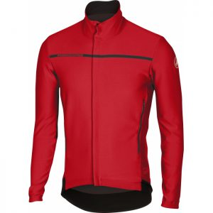 chaqueta castelli perfetto roja