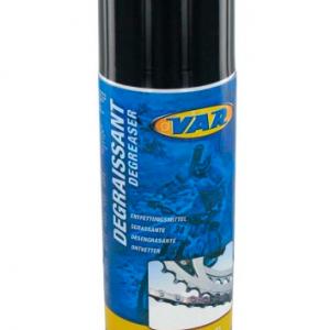 Desengrasante VAR aerosol 400 ml