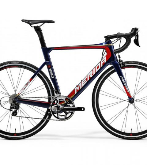 bicicleta merida reacto 4000 2018