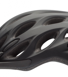 casco bell tracker negro mate