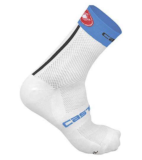 calcetines castelli free 9 azul
