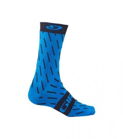calcetines giro comp racer azul