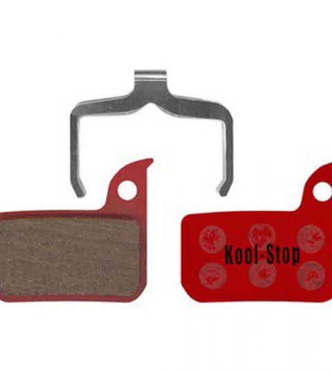 Pastillas de freno metálicas Kool-Stop para Sram Red/Force/Rival/Level