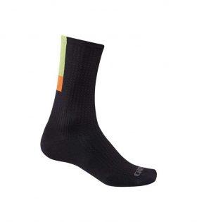 calcetines giro hrc team negro lima
