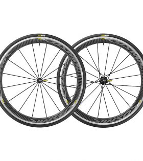 Juego de ruedas Mavic Cosmic Pro Carbon para zapata con cubiertas