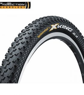 "Cubierta plegable de 29""x2.20 para MTB Continental X King Protection"