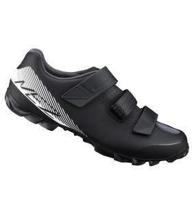 Zapatillas Shimano ME200 MTB negro blanco
