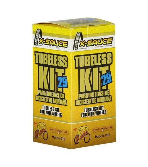 Kit Tubeless X-SAUCE para MTB 29