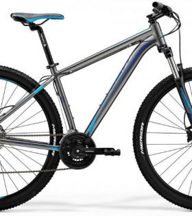 Bicicleta Merida Big Nine 20 azul-gris
