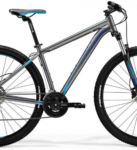 Bicicleta Merida Big Nine 20 azul-gris
