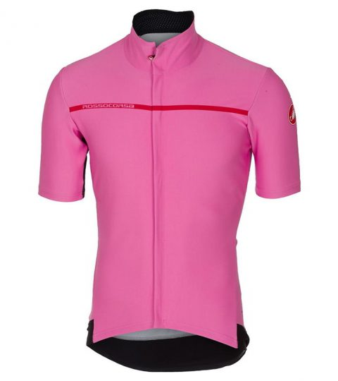 maillot castelli gabba 3 rosa