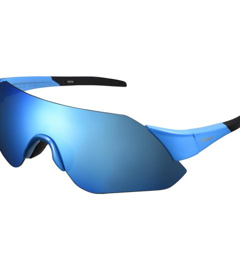 Gafas Bicicleta Shimano Aerolite Espejo Azul
