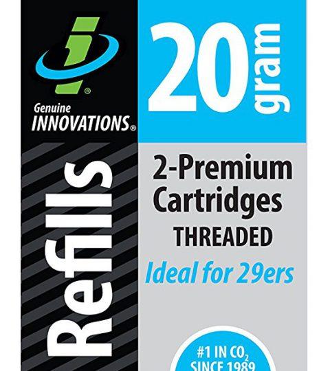 Pack 2 Cartuchos de CO2 Genuine Innovations 20grs