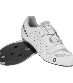 ZAPATILLA ROAD COMP BOA Color White/black