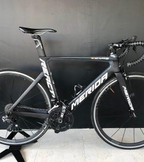 Bicicleta segunda mano Merida Reacto LTD Ultegra DI2 Talla S/M