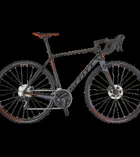 bicicleta scot addict disc 20