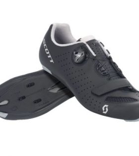ZAPATILLA ROAD COMP BOA Color Black/silver