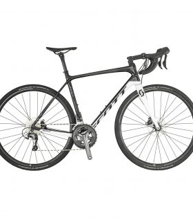 bicicleta carretera scott addict 30 disc 2019