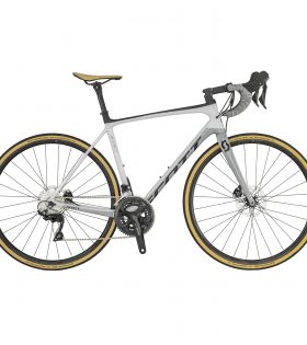 Bicicleta Carretera Scott Addict 20 Disc 2019