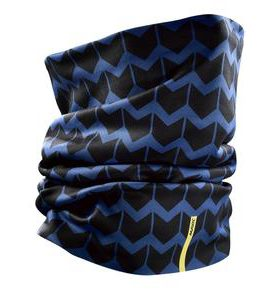 Banda Multifunción Mavic Cosmic Neck Warmer True azul negro