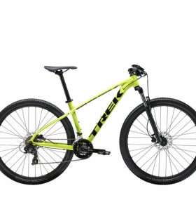 Bicicleta Montaña Trek Marlin 5 Color Amarillo Flúor
