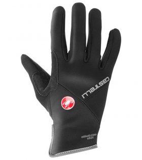 guantes castelli scalda pro glove negro