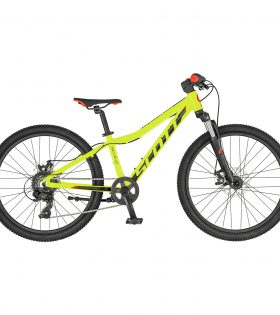 Bicicleta Scale 24 Disc Yellow/black