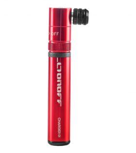 Bomba Adaptador CO2 ONOFF Charger 01 Rojo