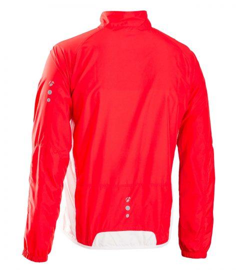 Chaqueta Bontrager Race Windshell L Rojo Bonty2